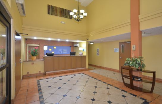 Hotelhalle Holiday Inn Express SANTA FE CERRILLOS
