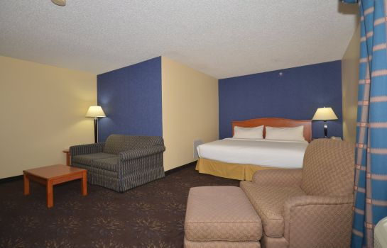 Suite Holiday Inn Express SANTA FE CERRILLOS