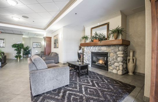 Hol hotelowy Comfort Inn and Suites Salmon Arm