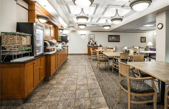 Restaurant Comfort Inn and Suites Salmon Arm