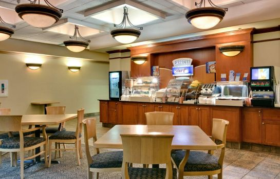 Restaurante Comfort Inn & Suites Salmon Arm