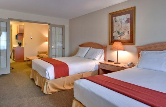 Suite Comfort Inn and Suites Salmon Arm