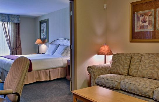 Suite Comfort Inn & Suites Salmon Arm
