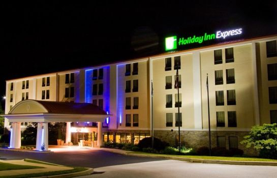 Außenansicht Holiday Inn Express & Suites YORK