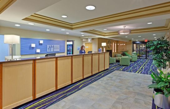 Hotelhalle Holiday Inn Express & Suites YORK