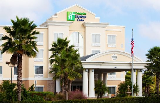 Vista exterior Holiday Inn Express & Suites TAMPA-I-75 @ BRUCE B. DOWNS