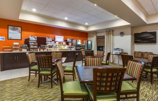 Restaurant Holiday Inn Express & Suites TAMPA-I-75 @ BRUCE B. DOWNS
