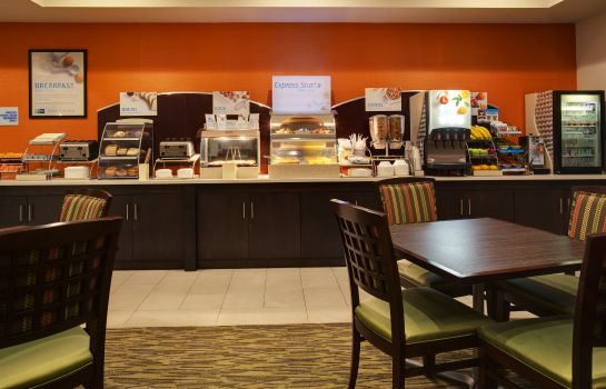 Restaurante Holiday Inn Express & Suites TAMPA-I-75 @ BRUCE B. DOWNS