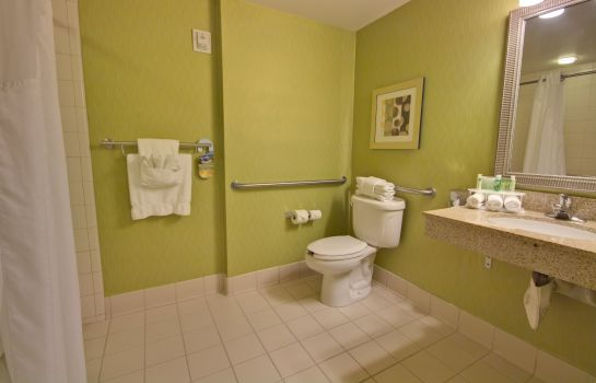 Informacja Holiday Inn Express & Suites TAMPA-I-75 @ BRUCE B. DOWNS