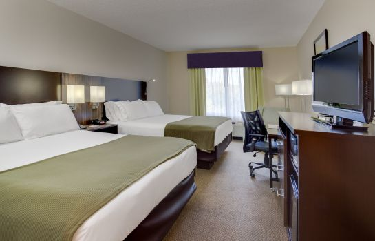Camera Holiday Inn Express & Suites TAMPA-I-75 @ BRUCE B. DOWNS