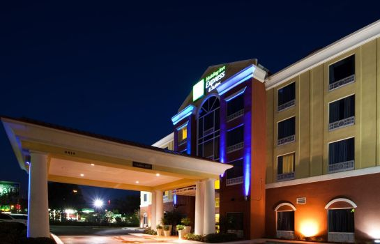 Außenansicht Holiday Inn Express & Suites TAMPA-FAIRGROUNDS-CASINO