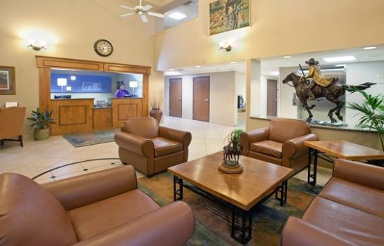 Hotelhalle Holiday Inn Express TUCSON-AIRPORT