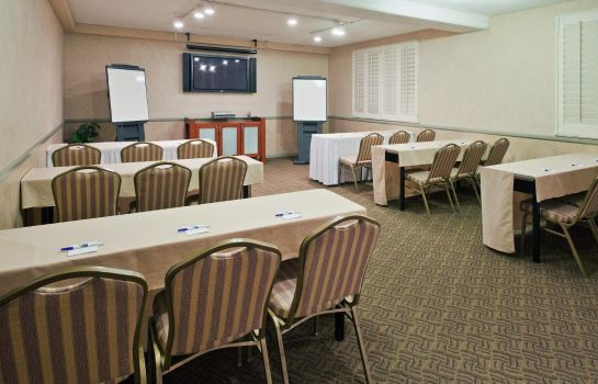 Conference room Holiday Inn Express SAN FRANCISCO-AIRPORT SOUTH
