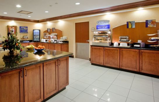Restaurant Holiday Inn Express Hotel & Suites WILLIAMSBURG