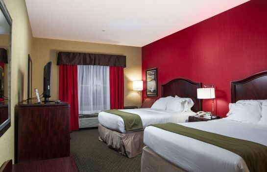 Zimmer Holiday Inn Express Hotel & Suites WILLIAMSBURG