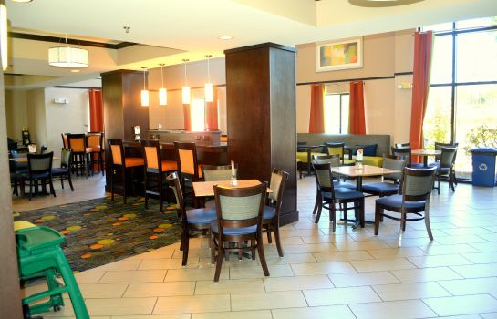 Restaurant Holiday Inn Express & Suites RALEIGH NORTH - WAKE FOREST