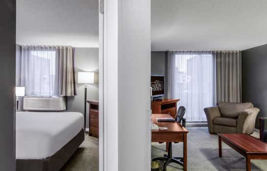 Suite Faubourg Montreal Centre-Ville Downtown