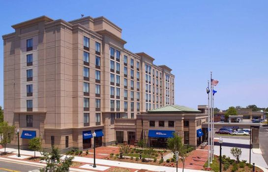 Außenansicht Hilton Garden Inn Virginia Beach Town Center