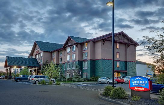 Vista esterna Fairfield Inn & Suites Anchorage Midtown