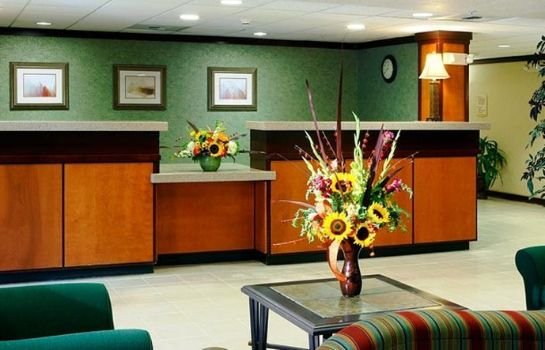 Hall Fairfield Inn & Suites Anchorage Midtown
