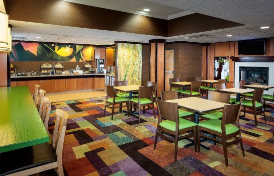 Ristorante Fairfield Inn & Suites Anchorage Midtown