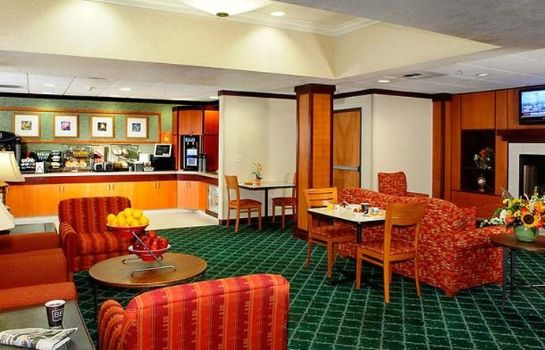 Restaurante Fairfield Inn & Suites Anchorage Midtown