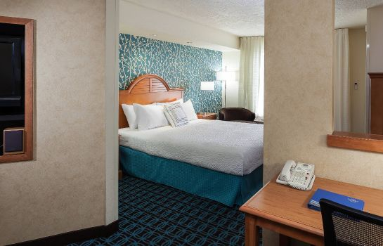 Suite Fairfield Inn & Suites Anchorage Midtown
