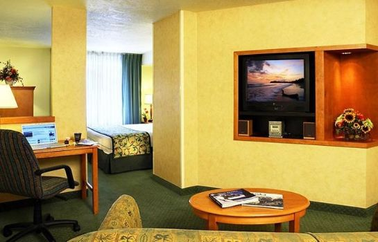 Habitación Fairfield Inn & Suites Anchorage Midtown