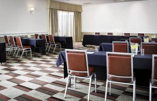 Sala de reuniones Four Points by Sheraton Houston Greenway Plaza
