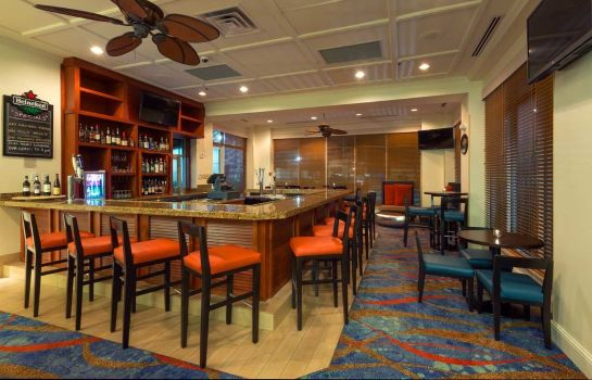 Bar del hotel Hilton Garden Inn Orlando at SeaWorld