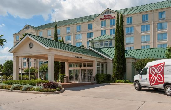 Außenansicht Hilton Garden Inn Houston-Bush Intercontinental Airport