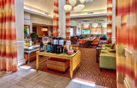 Lobby Hilton Garden Inn Houston/Bush Intercontinental Airport