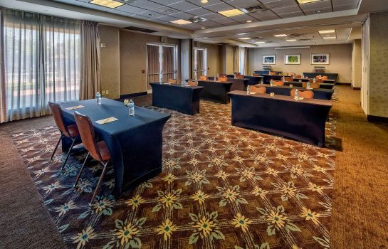 Salle de séminaires Hilton Garden Inn Houston-Bush Intercontinental Airport