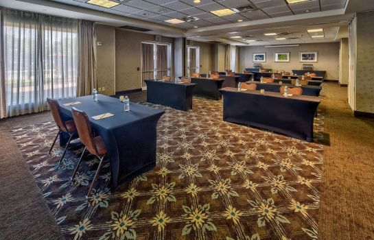 Sala de reuniones Hilton Garden Inn Houston-Bush Intercontinental Airport