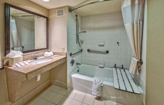 Kamers Hilton Garden Inn Houston-Bush Intercontinental Airport