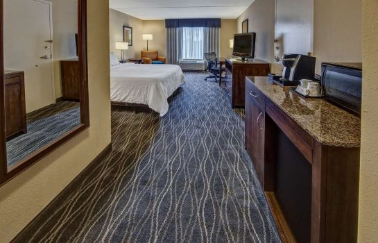 Zimmer Hilton Garden Inn Houston-Bush Intercontinental Airport