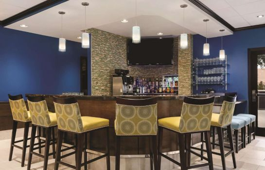 Hotel bar Hilton Garden Inn Houston NW-Willowbrook