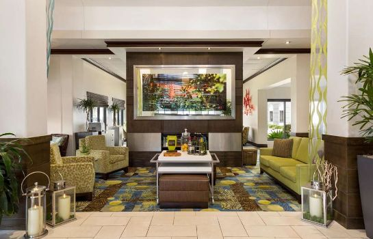 Lobby Hilton Garden Inn Houston NW-Willowbrook