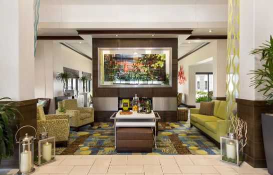 Hotelhalle Hilton Garden Inn Houston NW-Willowbrook