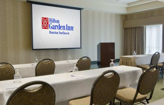 Congresruimte Hilton Garden Inn Houston NW-Willowbrook