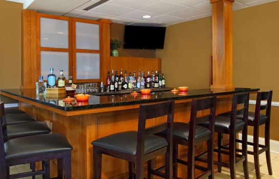 Hotel bar Hilton Garden Inn Columbus Airport