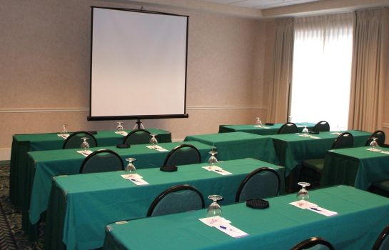 Conference room Hilton Garden Inn Columbus Airport