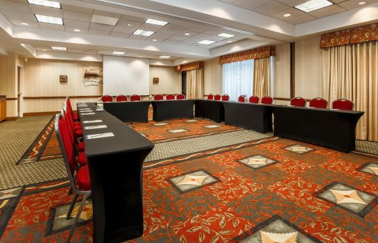 Conference room Hilton Garden Inn Anchorage