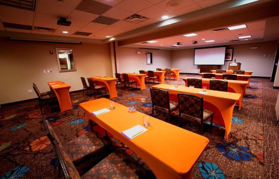 Conference room Hilton Garden Inn Albuquerque Airport
