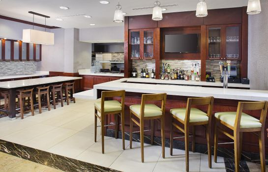 Hotel-Bar Hilton Garden Inn Virginia Beach Town Center