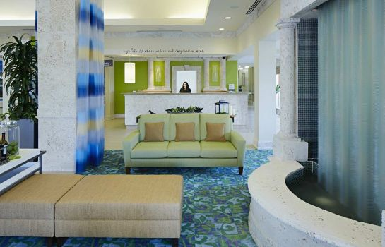 Hotelhalle Hilton Garden Inn Orlando International Drive North