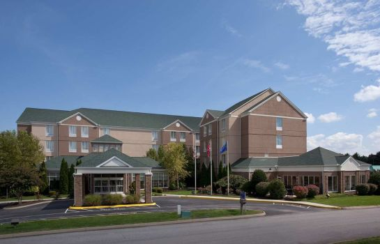 Außenansicht Hilton Garden Inn Knoxville West-Cedar Bluff