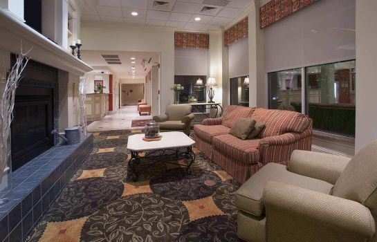 Hotelhalle Hilton Garden Inn Knoxville West-Cedar Bluff