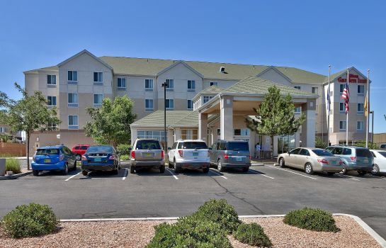 Außenansicht Hilton Garden Inn Albuquerque-Journal Center