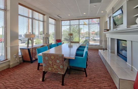 Hotelhalle Hilton Garden Inn Albuquerque-Journal Center